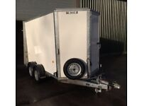 Wanted Ifor Williams Box Trailer