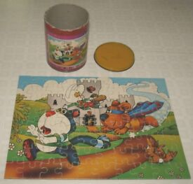 Vintage Super Ted Jigsaw Puzzle