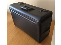 Pilot's Briefcase (black)
