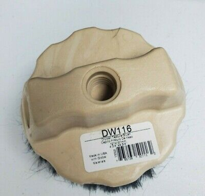 Kraft Tool Dw116 6 Dia. Drywall Texture Brush Open Box Multi-brush