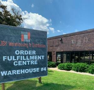 Warehouse Space - Big & Small, Long & Short-Term Projects - Inquire Today!