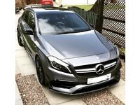 AMG A45 Mercedes 10K OF EXTRAS