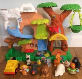 Fisher Price Little People Interactive zoo