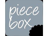 Piecebox cafe seeks experienced waiting staff