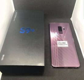 Samsung s9+ 128gb lilac. Swap for iPhone