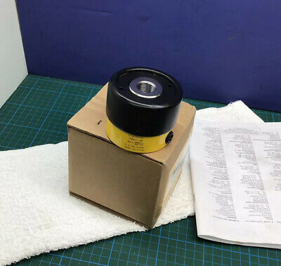 Enerpac Rwh120 Hydraulic Cylinder 6 Tons 516in. Stroke L New 5000 Psi