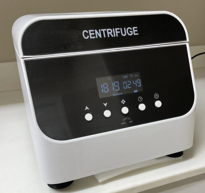 JIAWANSHUN PRP Centrifuge Machine for Blood Lab Centrifuge Machine 4000r/min