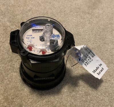 New Master Meter 34 Fam Series Cold Water Meter Nsf-61