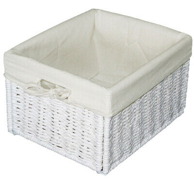 S Cratone Faltbare Aufbewahrungskorb Baumwollseilkorb Regalkorb S/ü/ße Katze Baumwollseil Aufbewahrungsbox f/ür Kinderzimmer Wohnzimmer