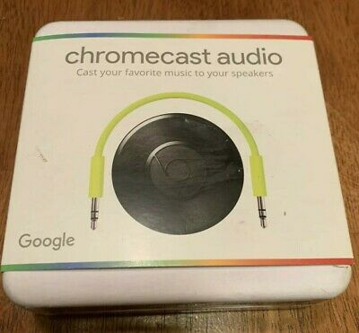 Google Chromecast Audio - BRAND NEW
