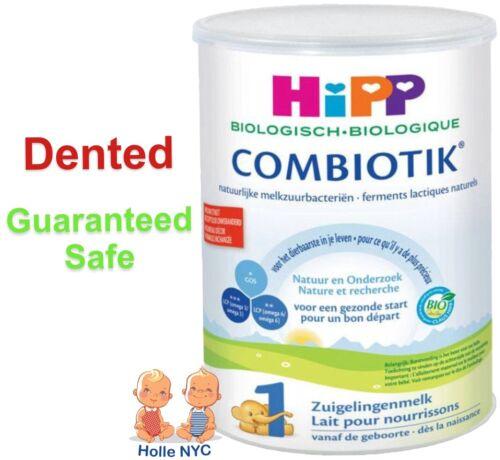 HiPP Dutch Stage 1 Bio Combiotic Infant Milk Formula 800g Free Shipping Dented