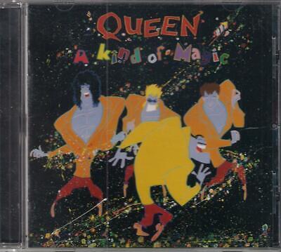 CD-Queen/  A Kind of Magic 1986/ Remaster 2011