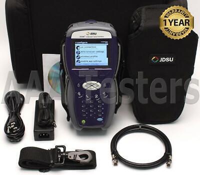 Jdsu Viavi Dsam-3300 Xt Docsis 3.0 Catv Meter 6mhz Dsam3300 Home Certification