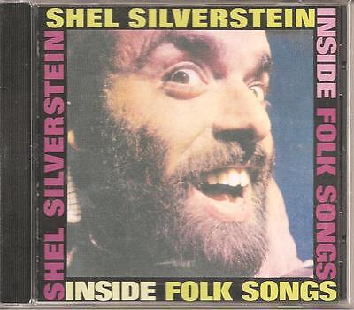 SHEL SILVERSTEIN CD - Inside Folk Songs Brand New  OOP Water Music Label Inside Folk Songs