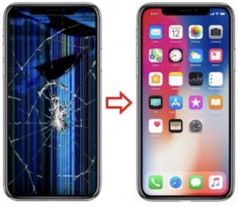 Apple Iphone 8 /8+ Lcd Screen Repair Replacement Service