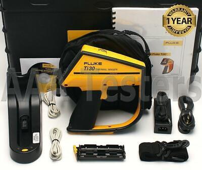 Fluke Ti30 20hz 160 X 120 Infrared Thermal Imaging Camera Ir Imager Ti Ti-30