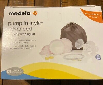Medela Pump In Style Advanced Double Pumping Kit New Sealed