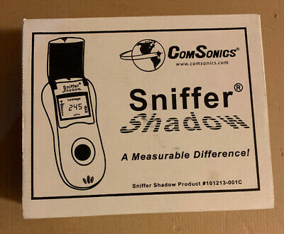 Sniffer Shadow Catv Signal Leakage Meter 101213-001 New