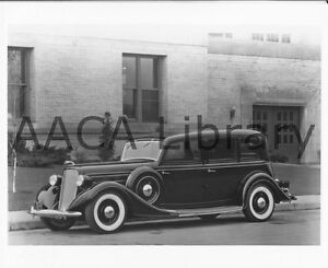 1935-Lincoln-Limousine-Factory-Photo-Ref-53236