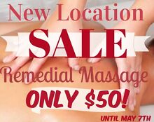 Remedial Massage Thornton Maitland Area Preview
