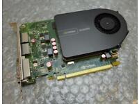 PNY VCQ2000V2-T NVIDIA Quadro 2000 1GB GDDR5 PCIe x16 Video Card DVI DisplayPort