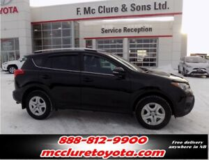 2014 Toyota RAV4 LE New Tires