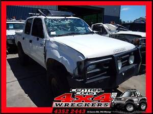 2001 Toyota Hilux 3.0L 5L-E Manual Dual Cab Now Wrecking - A4268 Wyong Wyong Area Preview