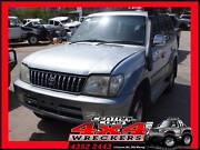 2002 Toyota Land Cruiser Prado 3.0L 1KZ-TE Automatic - A4145 Wyong Wyong Area Preview