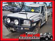 2009 Toyota Landcruiser Ute V8 79 Series Manual Wrecking - A4393 Wyong Wyong Area Preview