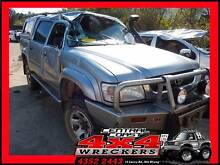 2001 Toyota Hilux Dual Cab 3.0L 1KZ-TE Diesel Manual - A4214 Wyong Wyong Area Preview