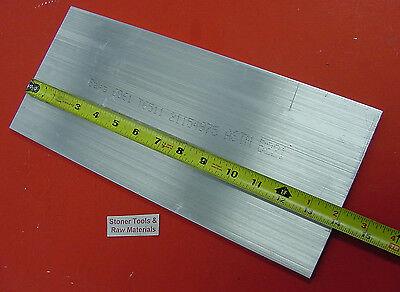 58 X 6 Aluminum 6061 Flat Bar 14 Long Solid .625 T6511 Plate Mill Stock