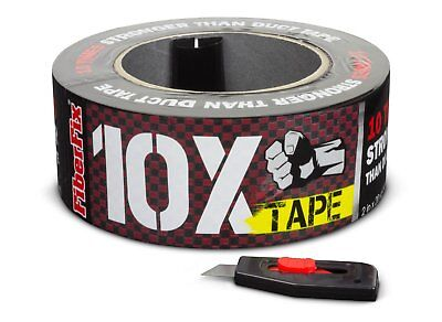 Fiberfix 39501 10x Tape - 10x Stonger Than Duct Tape 1.88 In. X 20 Yds.