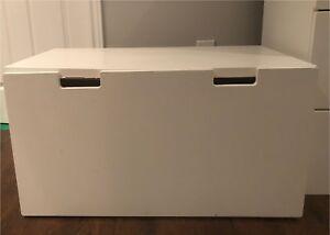IKEA Stuva bench with toy storage