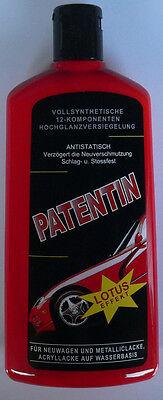 1x500ml,Patentin-Lotus,Hochglanzversiegelung,Lackversiegelung,1000ml=€ 24,00