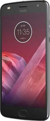 NEW Motorola Moto Z2 Twist someone's arm XT1789 4G LTE 64GB Super Black (AT&T) Smartphone