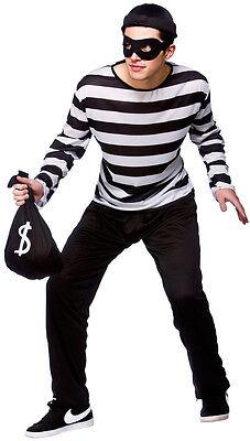 er Dieb Kostüm NEU - Herren Karneval Fasching Verkleidung Kos (Einbrecher Kostüm)