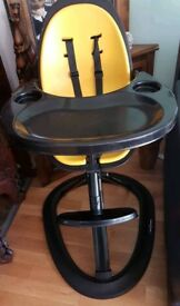 IKKLE BUBBA HIGHCHAIR.