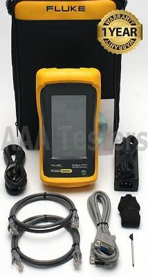 Fluke Networks Onetouch Series Ii 10100 Network Tester W Sii Pro Ito