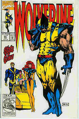 Wolverine # 65 (Mark Texeira) (USA, 1993)