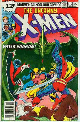 (Uncanny) X-Men # 115 (John Byrne) (USA, 1978)