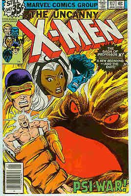 (Uncanny) X-Men # 117 (John Byrne) (USA, 1979)