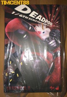 Ready! Hot Toys MMS490 Deadpool 2 New 1/6 Figure 2.0 Wade Wilson