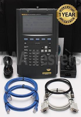 Fluke Networks 686 Enterprise Lanmeter 10100 Ethernet Token Ring Network