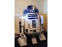 Star Wars life size r2d2