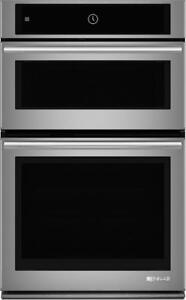 """Jenn-Air Euro Style JMW2427DS Microwave Wall Oven, 27"""" Self Clean, Convection, Temperature Probe, 5.7 cubic ft"""