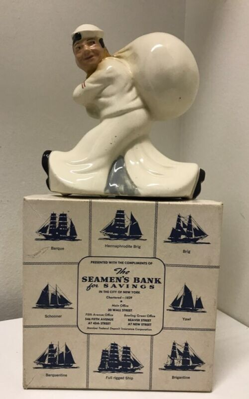 Vintage WWII  Sailor Seaman