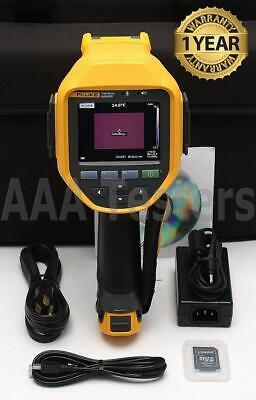 Fluke Ti200 60 Hz 200 X 150 Infrared Thermal Imaging Camera Imager Ir Ti-200