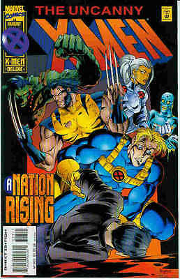 Uncanny X-Men # 323 (USA, 1995)