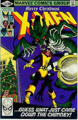 (Uncanny) X-Men # 143 (last John Byrne) (USA, 1981)