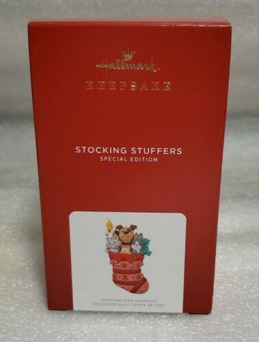 Hallmark 2021 Stocking Stuffers REPAINT Ornament SPECIAL EDITION